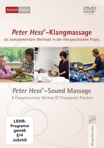 Cover Klangmassage Therapie DVD