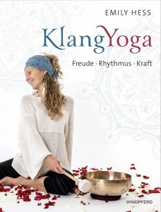 Cover Buch Klangyoga von Emily Hess