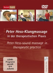 Peter Hess sound massage in therapeutic praxis DVD