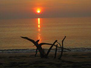 Fantasiereise mit Klangschalen Sonnenuntergang