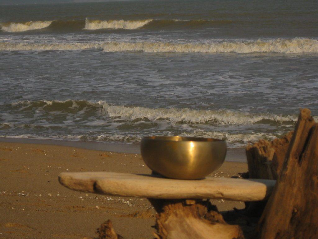 Fantasiereise mit Klangschalen Das Meer