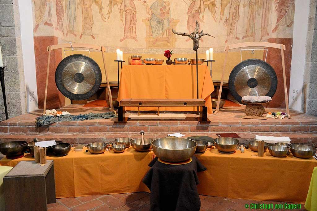 Klangtag am Petersberg Basilika