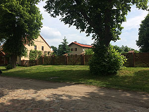 Klangmassage in Polen Seminarhaus