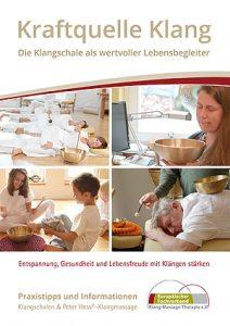 Broschüre Kraftquelle Klang Cover