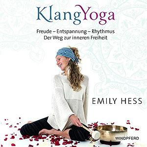 Klangyoga Buch Cover Deutsch
