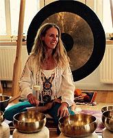 Gong und Yoga Janine Gabelmann
