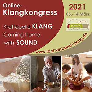 Online-Klangkongress 2021